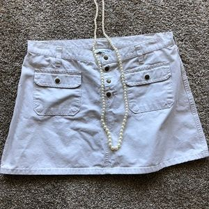 Abercrombie & Fitch Tan Skirt Size 6